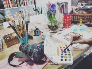 הסטודיו של איילת לנדאו