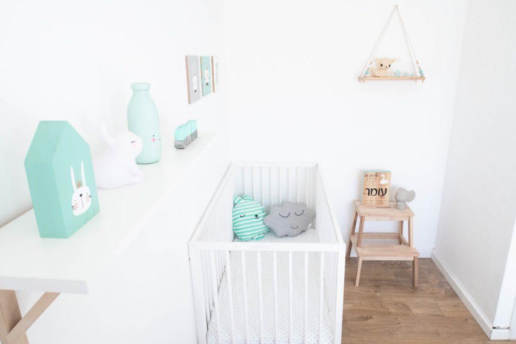 פריטים מעוצבים לחדרי ילדים