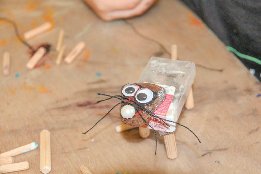 איך מפתחים את היצירתיות בבית