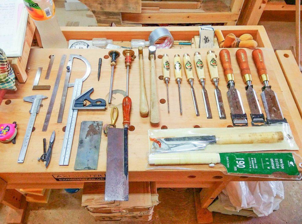 הנגריה בפרדס חנה מרחב עבודה שיתופי לנגרים