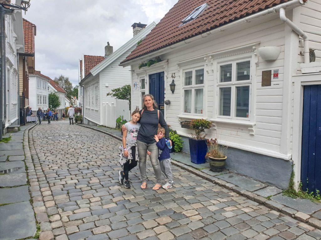טיול בנוברגיה עם ילדים וקרוואן