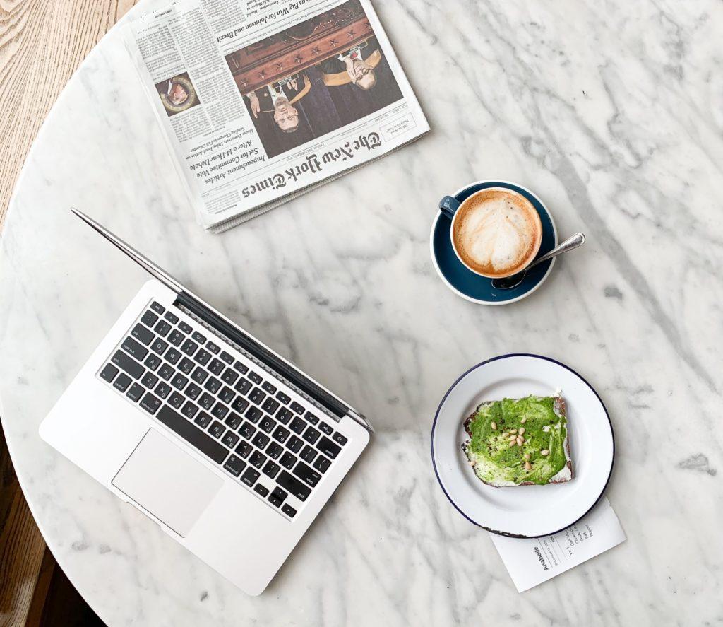 בתי קפה שאפשר לעבוד בהם בסן פרנסיסקו