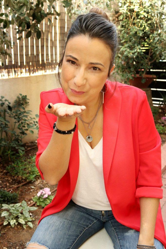 רותם ברנר מעצבת תכשיטים