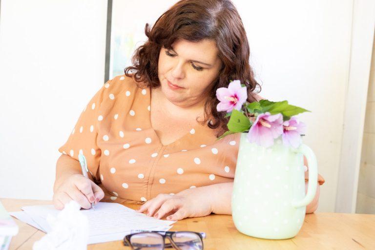 נועה סטרלינג כתיבת תוכן