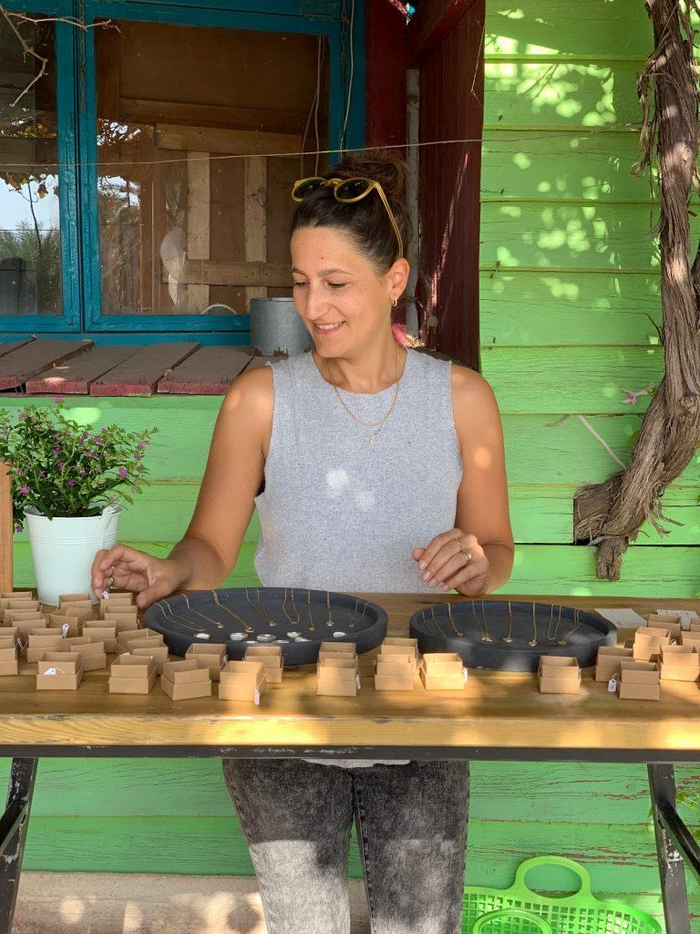 סטודיו לצורפות ועיצוב תכשיטי זהב בעבודת יד