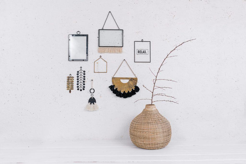 יעל עופר-עזריאל מעצבת ומייצרת פריטי נוי לבית