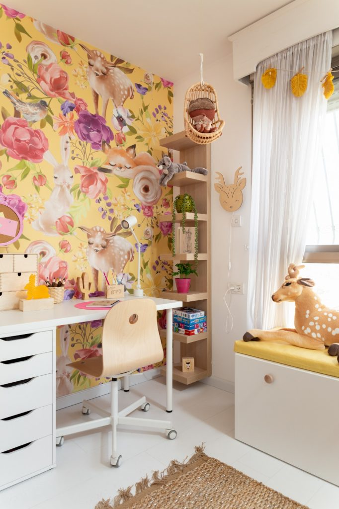 לילך הלוי עיצוב חדרי ילדים
