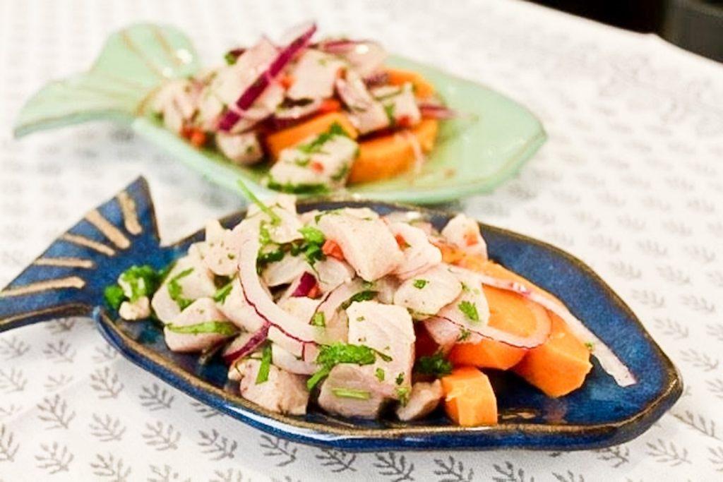 ויקי גורשטיין בלוגרית אוכל לטיני ומנחת סדנאות בישול לטיניות.