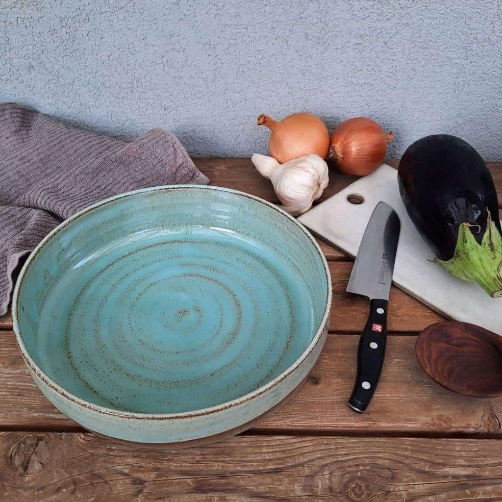 פריטי קרמיקה עבודת יד סיגי אופיר
