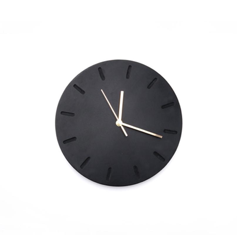 שעון מעוצב מבטון darya