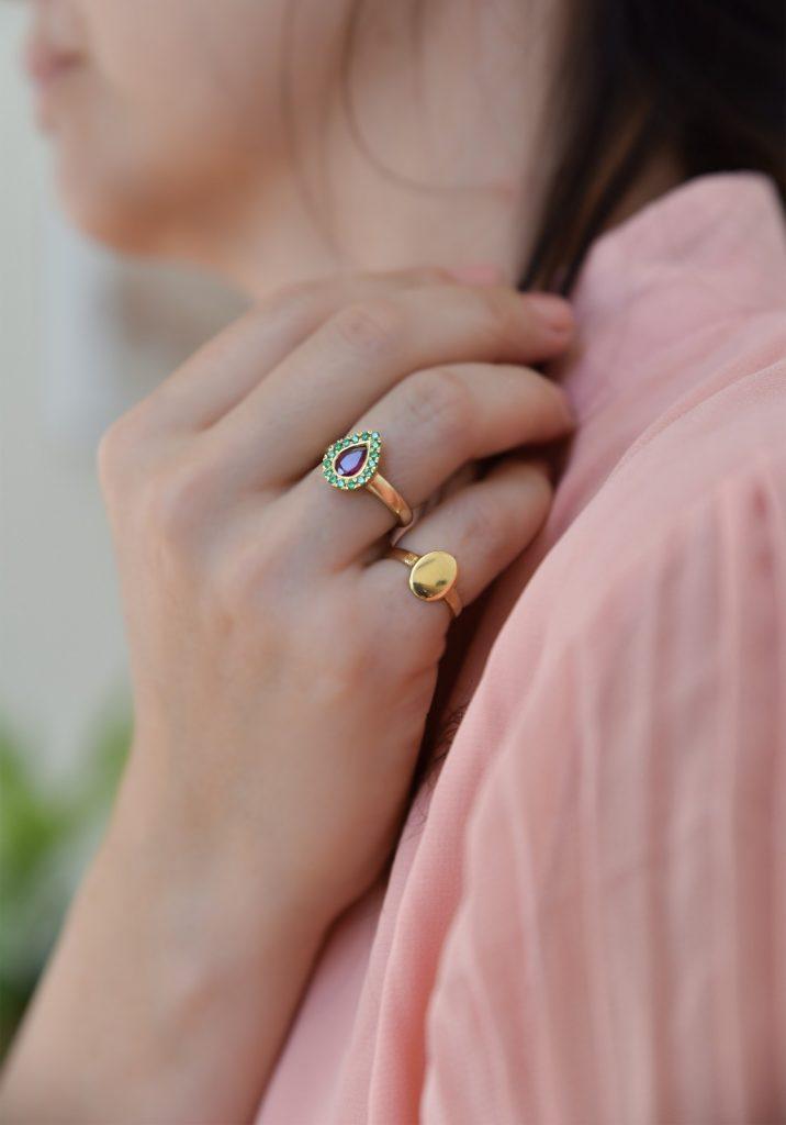 קרן אלמוגי עיצוב תכשיטים