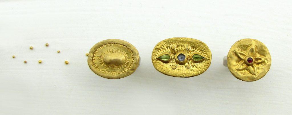 הטבעות של אסנת זילברשטיין