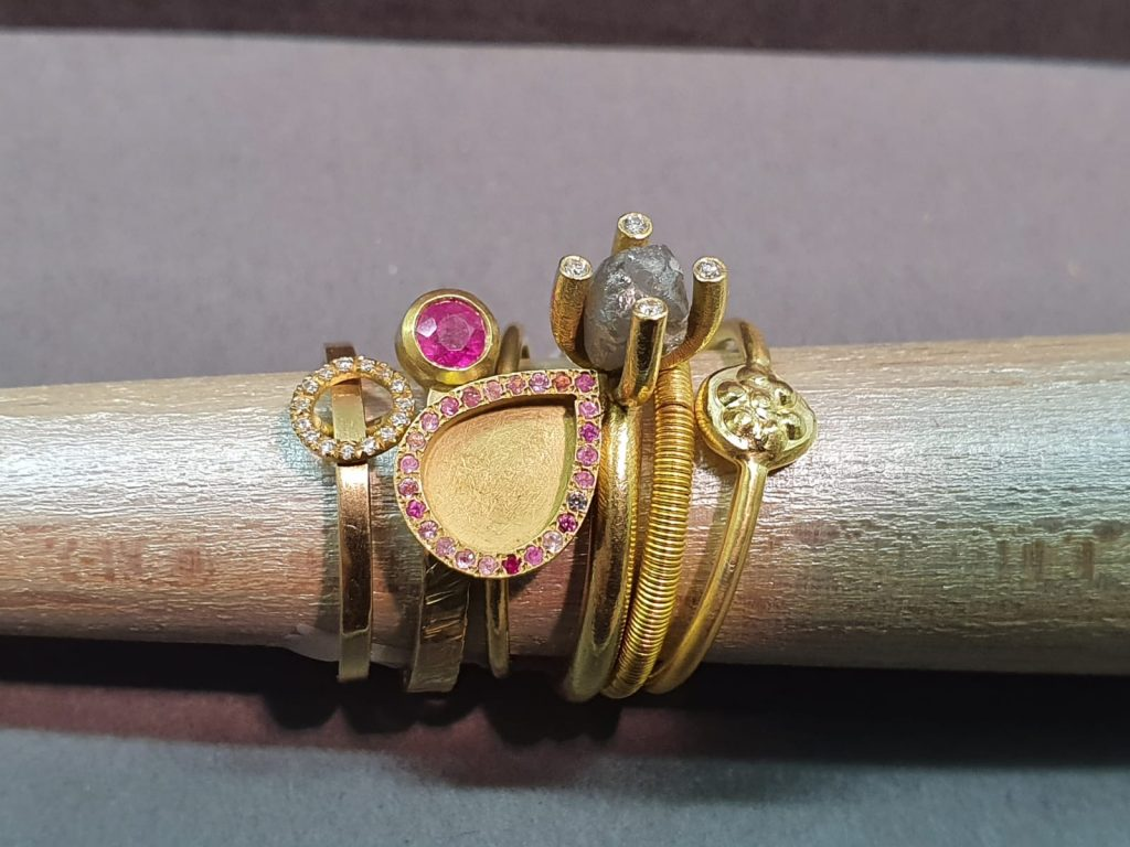 הטבעות של דורית בוסקילה דאהן