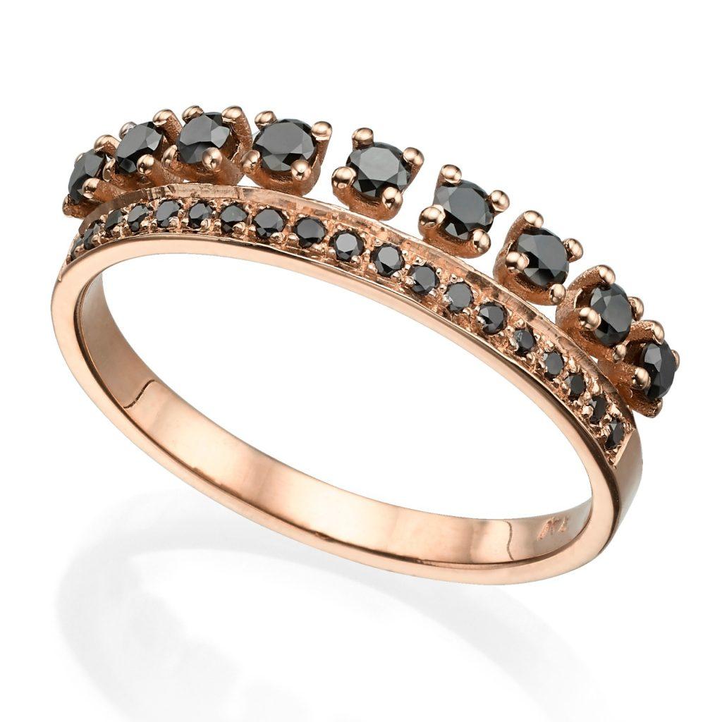 הטבעות המעוצבות של סתיו דוידוביץ
