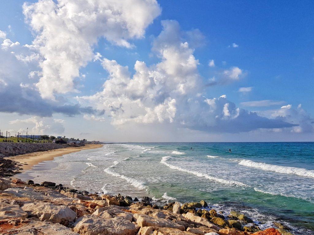 מסלולי ריצה בחיפה