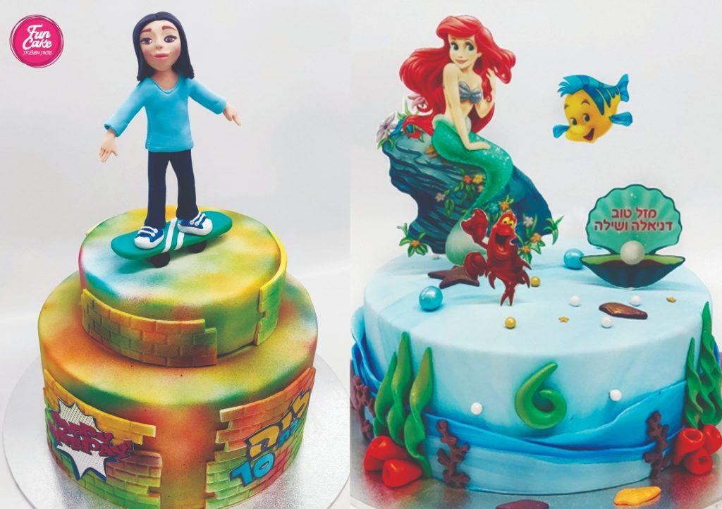 עוגות מעוצבות לילך ביליה-גרנדה