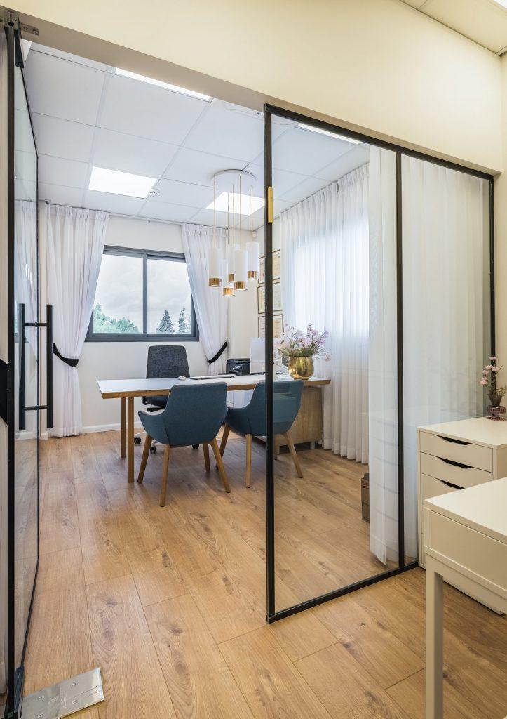 עיצוב משרד עבור בעלות עסקים