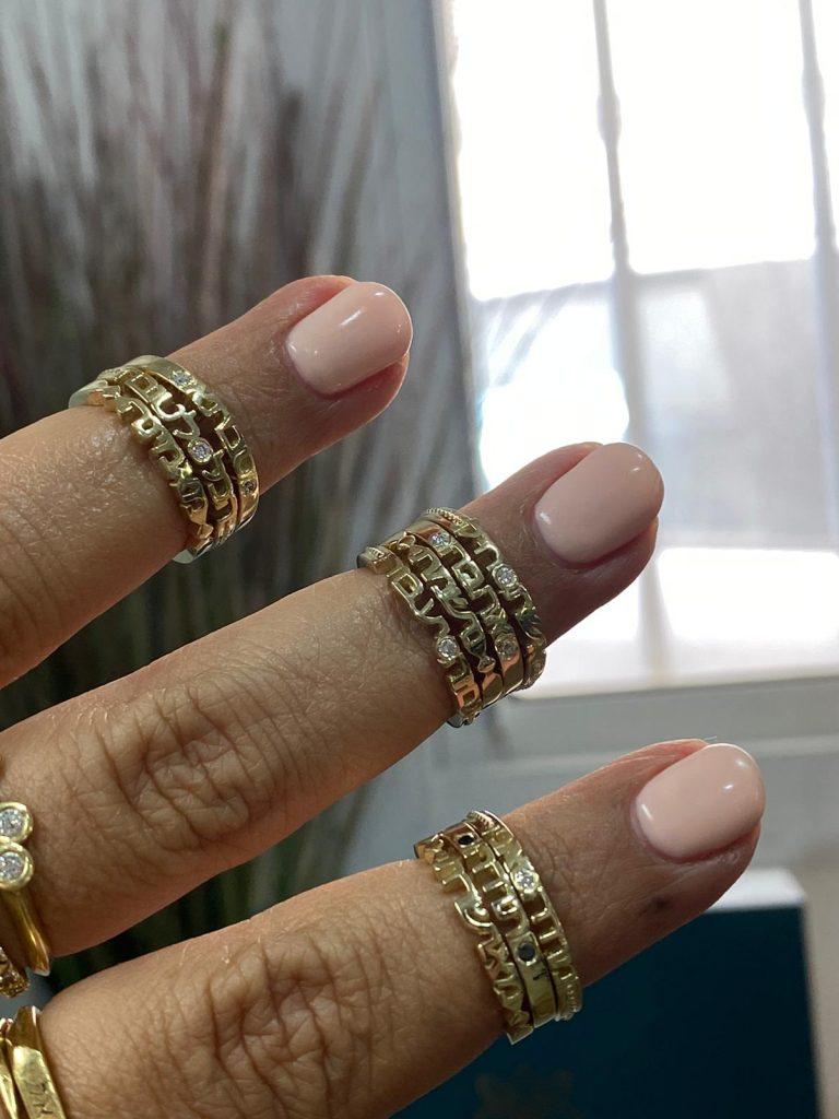 ליאת גלעד מעצבת תכשיטים