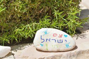 אבנים עם לב אדם חוי ארנפלד