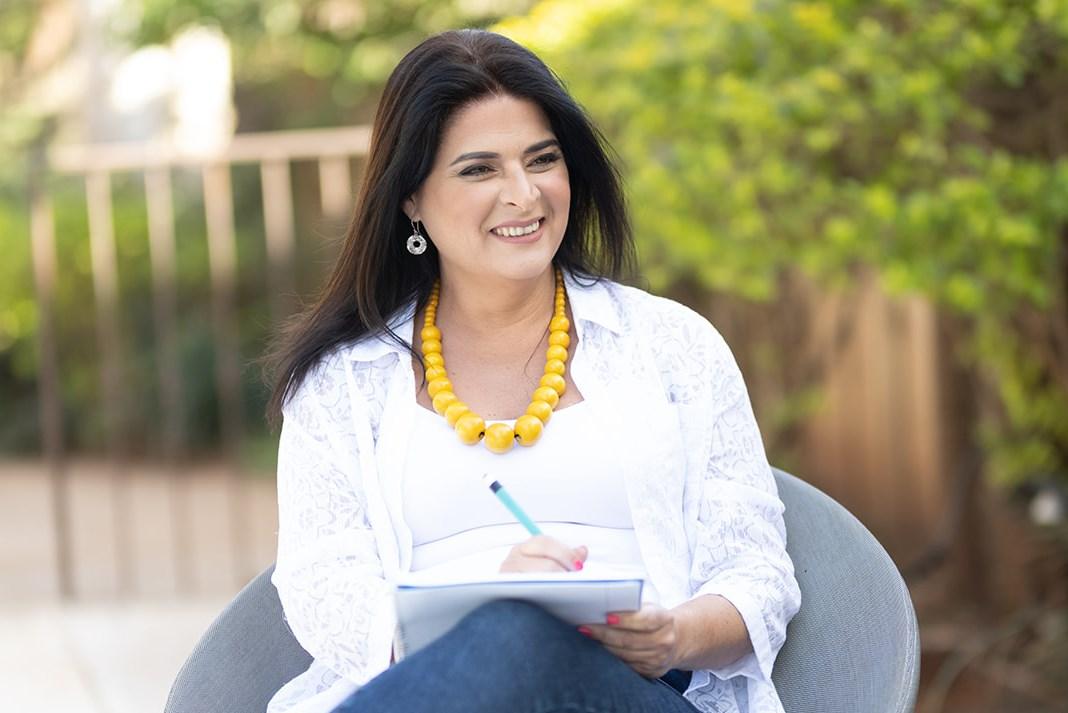מירב אמיר יועצת זוגית ומינית