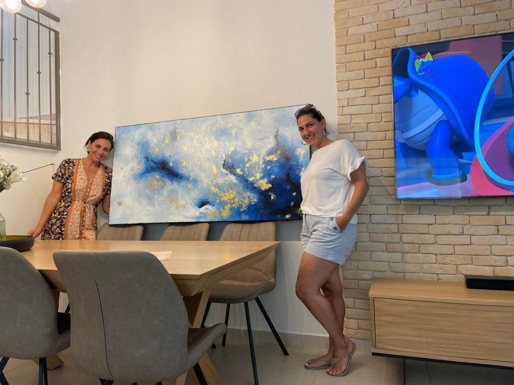 אילנה בודאגוב ציירת
