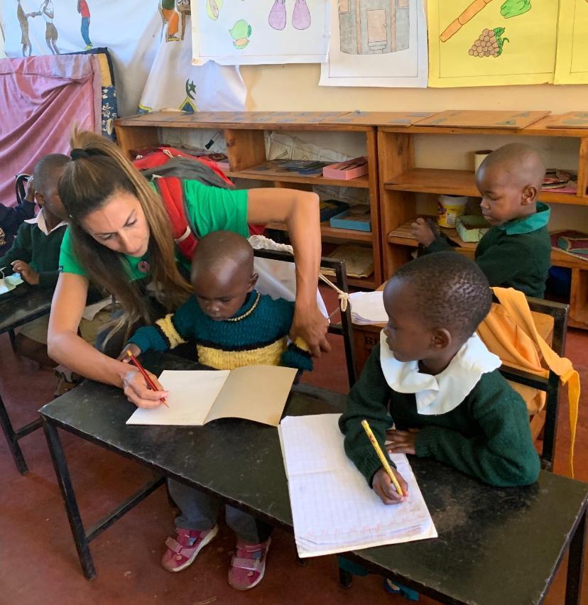 מיזם חברתי הלב אפריקה