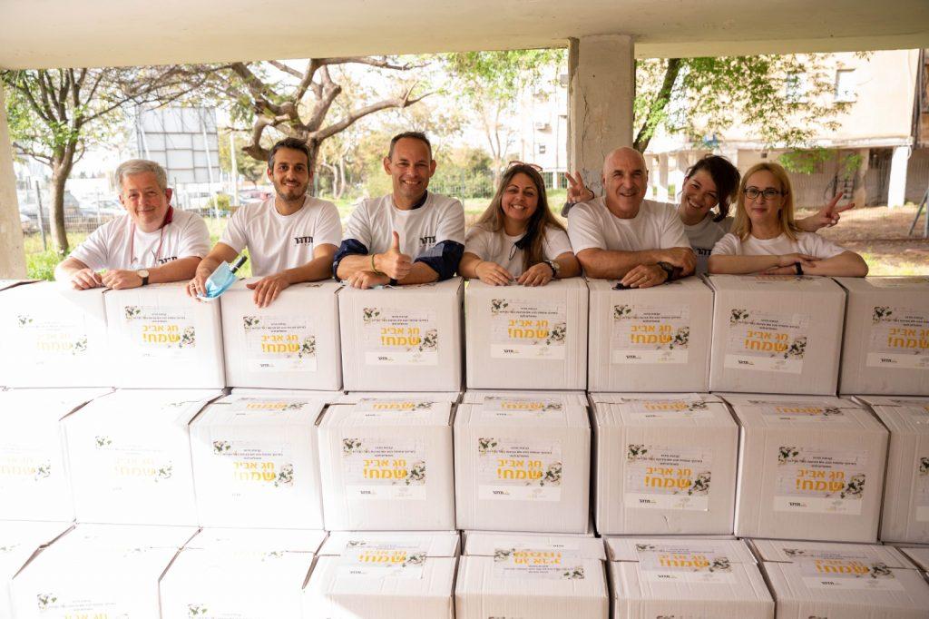 דנה כהן הלפי פלטפורמה להתנדבויות