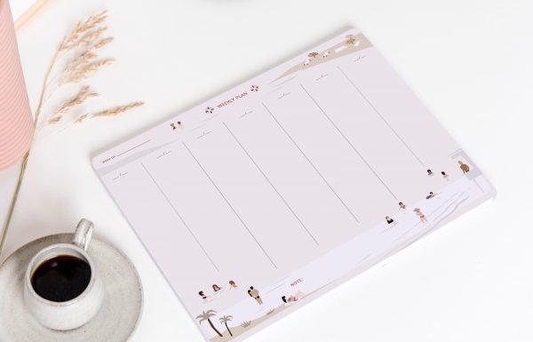 אוסף / פוסט לוחות התכנון השבועיים הגדול