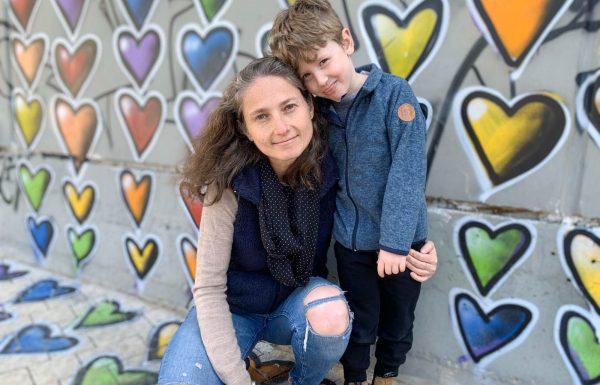 שבת עם ילדים / סיור גרפיטי ברחובות פלורנטין