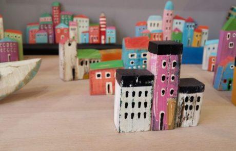 שוק הפשפשים חלק ב' – עיצוב ישראלי בשלושה חלקים
