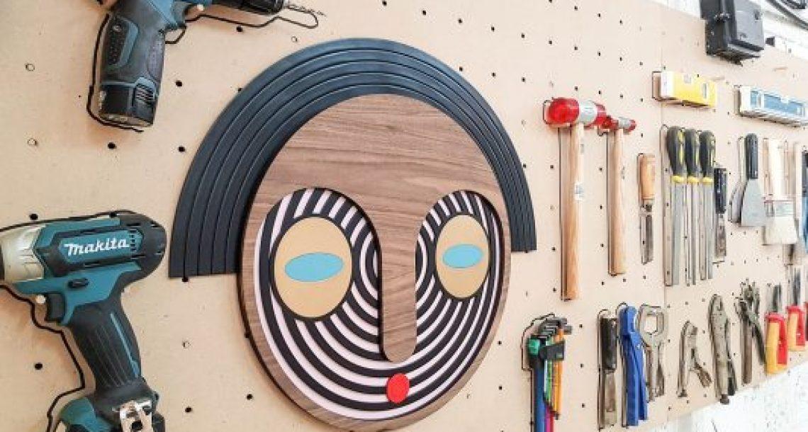 הצצה לסטודיו – Umasqu של צחי נבו