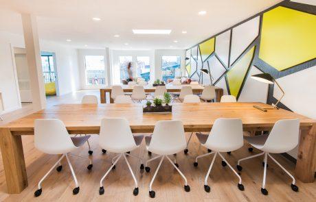 משרד מחוץ לבית / מרחב העבודה WEACT בלוס אלטוס – קליפורניה
