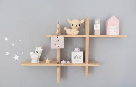 עיצוב מינימליסטי ומתוק לחדרי הילדים / ראיון עם מירב אלמלם