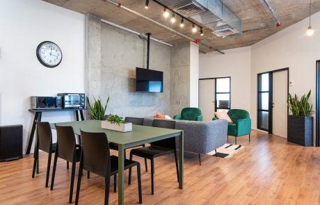 עיצוב מרחבי עבודה / מעין רהב