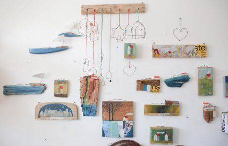 הצצה לסטודיו – איילת גד