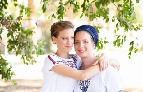 אחיות מסביב לשעון
