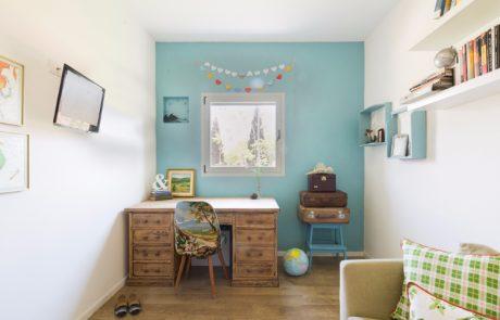 איך לעצב פינת עבודה מושלמת לילדים / קרן בר מתארחת במגזין